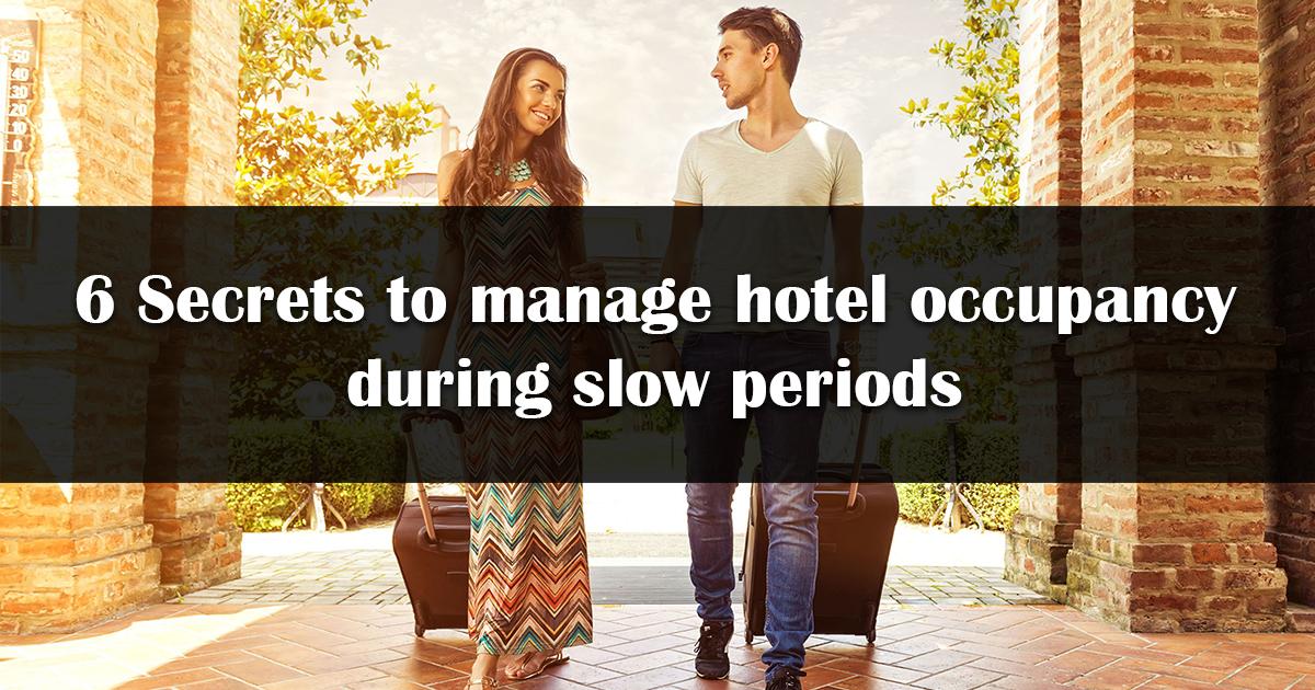 Managing hotel Occupancy